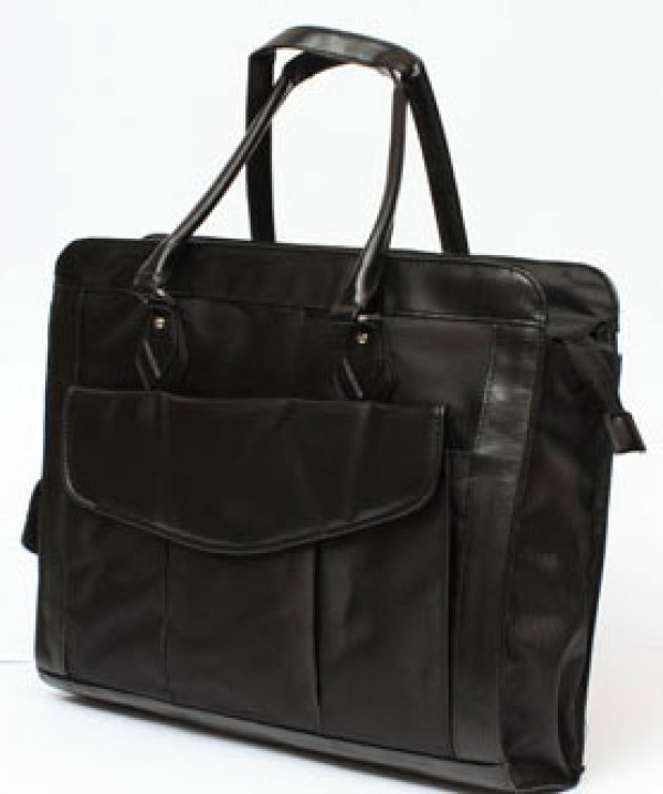 Mystic bag 15,6'' elegant black KLW8606