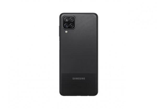Samsung Galaxy A12 Mobilni telefon (Crna), 6,5'', 464GB, 48+5+2+2MPix