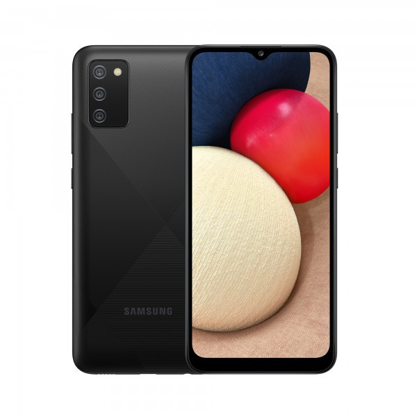 SAMSUNG Galaxy A02s Crna DS, 6.3'', 332GB