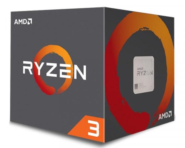 AMD Ryzen 3 1200 AF 4 cores 3.1GHz (3.4GHz) Box