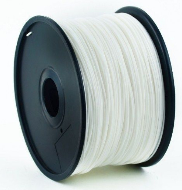 3DP-ABS1.75-01-W ABS Filament za 3D stampac 1.75mm, kotur 1KG WHITE