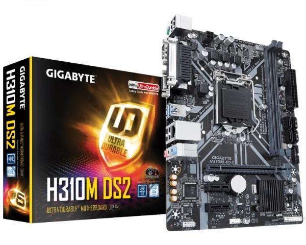 GIGABYTE H310M DS2 rev.1.0