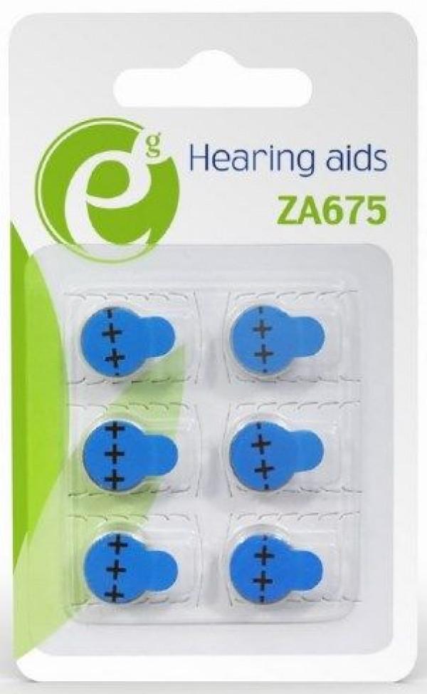 EG-BA-ZA675-01 ENERGENIE ZA675 zinc-air button cell PAK6