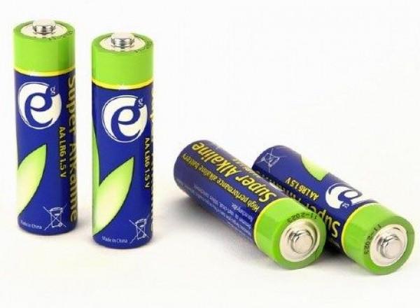 EG-BA-AA4-01 ENERGENIE AA Alkalne baterije LR6 PAK4