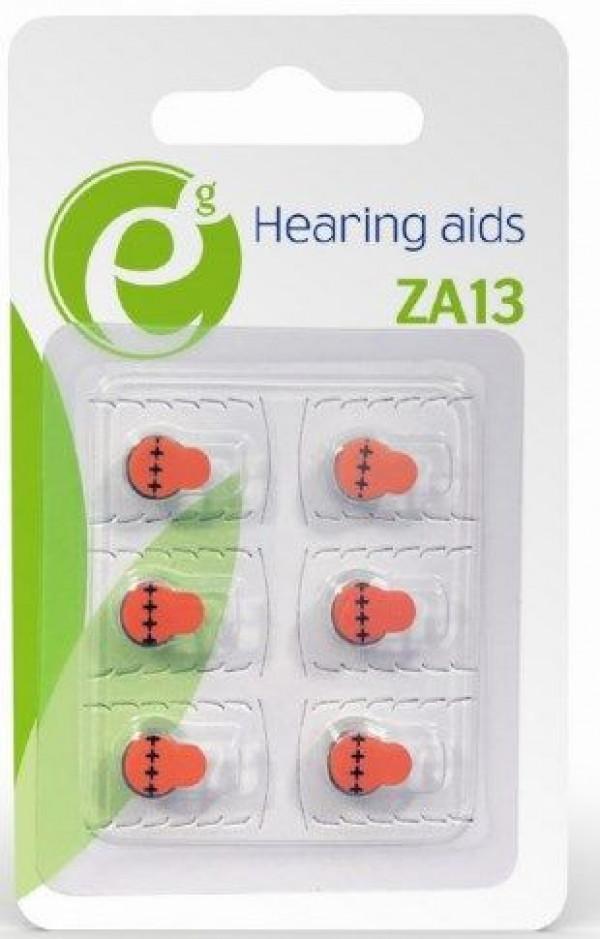 EG-BA-ZA13-01 *  ENERGENIE ZA13 zinc-air button cell PAK6 (42)