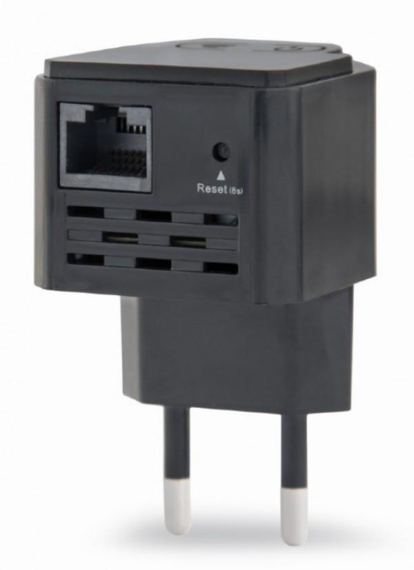 WNP-RP300-03-BKGembird WiFi ripiter/ruter 300Mbps, 2x3dBi, RF pwr