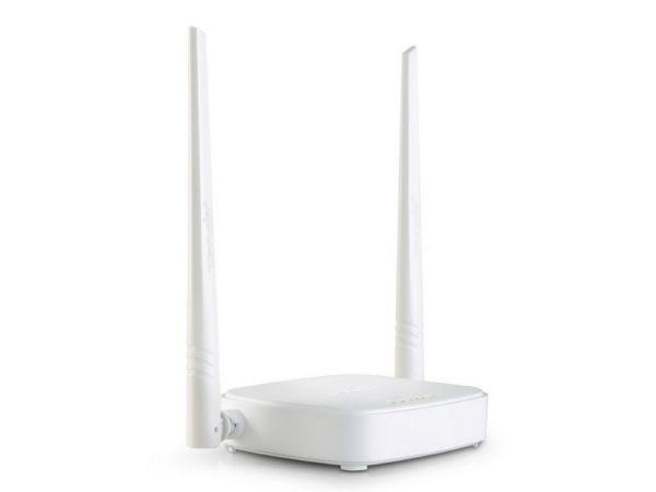 Tenda N301 Wireless N300 Ruter, WISP/univ. repeater/WDS-bridge/client+AP/WPS, 3L/1W 2x5dB