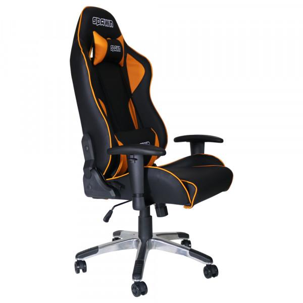Gaming Chair Spawn Champion Series Orange