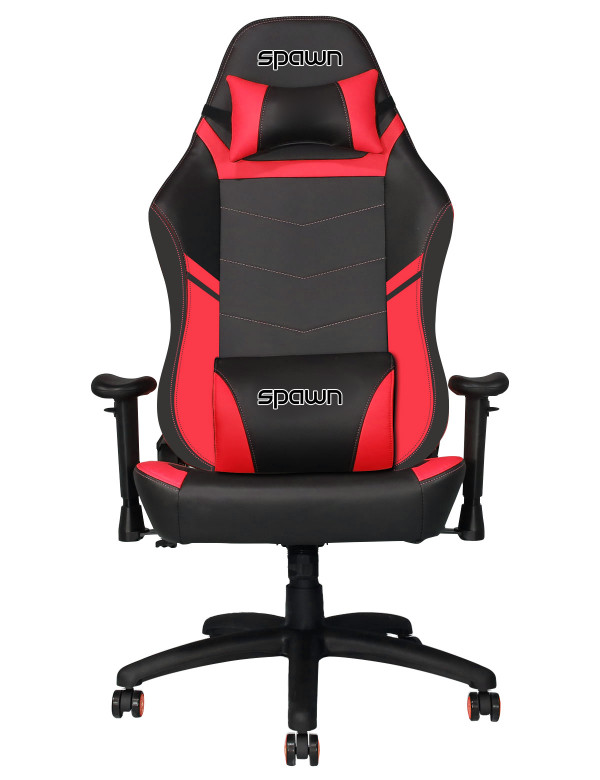 Gaming Chair Spawn Knight Series Red
