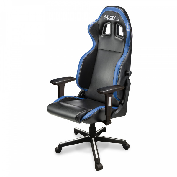ICON Gaming/office chair Black/Blue
