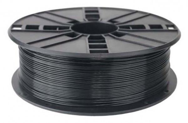 3DP-PLA1.75GE-01-BK PLA Filament za 3D stampac 1,75mm kotur 200g GEMMA Black