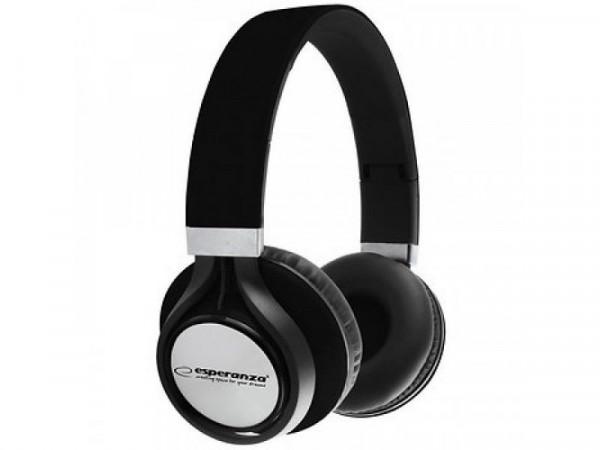 ESPERANZA Audio slušalice  LEH159K Crne