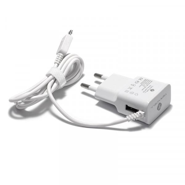 Kucni punjac Teracell Plus 2A Micro USB + USB port TC-2AM.