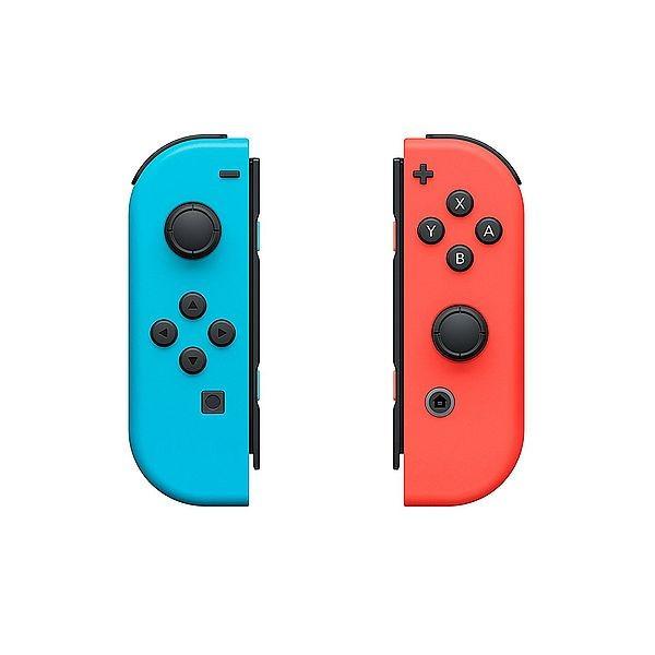 Nintendo Switch Joy-Con Pair Red/Neon Blue