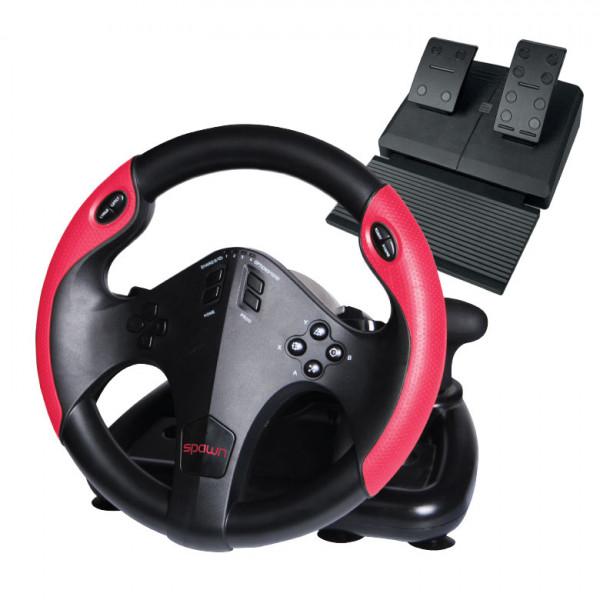 Momentum Racing Wheel (PC, PS3, PS4, X360, XONE, Switch)