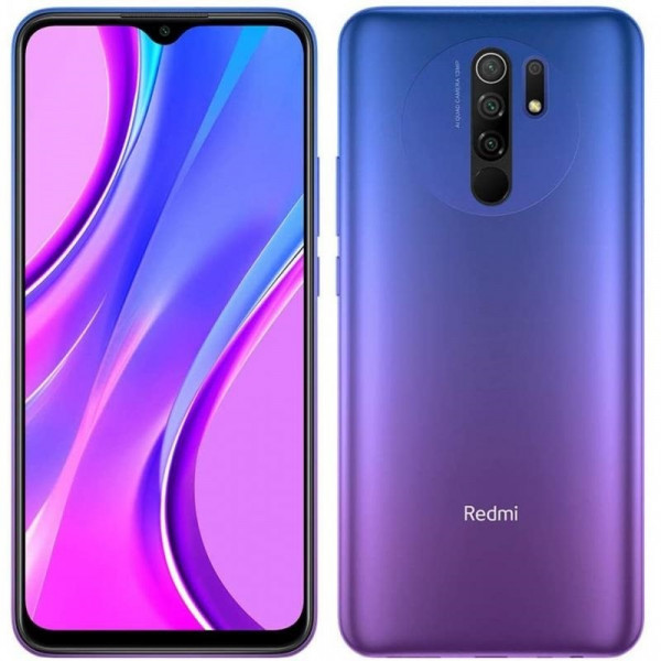 Xiaomi Redmi 9 EU 4+64 Sunset Purple