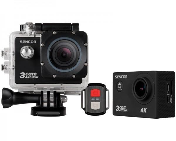 SENCOR 3CAM 4K03WR Akciona kamera
