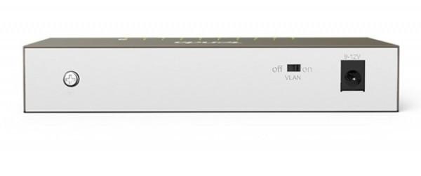 Tenda TEF1109DT LAN 9-Port 10/100 Switch RJ45 ports