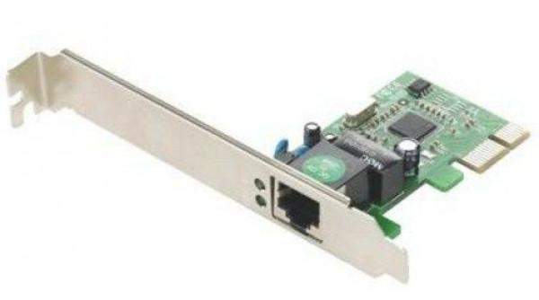 NIC-GX1 GIGABIT ETHERNET PCI-EX CARD 10/100/1000