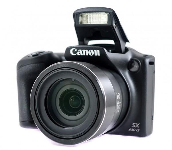 Kamera Canon PowerShot SX430IS BK