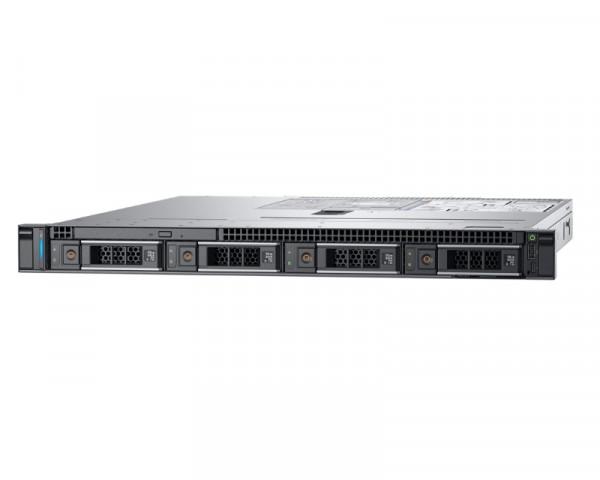 DELL PowerEdge R340 Xeon E-2224 4C 1x16GB H730P 1x600GB SAS 350W (1+1) 3yr NBD + Sine za Rack + Broadcom 5719 QP 1GbE