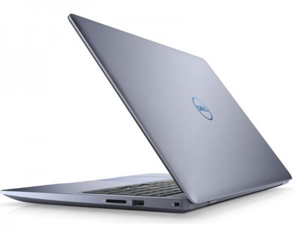 DELL G3 15 (3579) 15.6'' FHD Intel Core i7-8750H 2.2GHz (4.1GHz) 8GB 1TB 128GB SSD GeForce GTX 1050Ti 4GB Backlit plavi Ubuntu 5Y5B