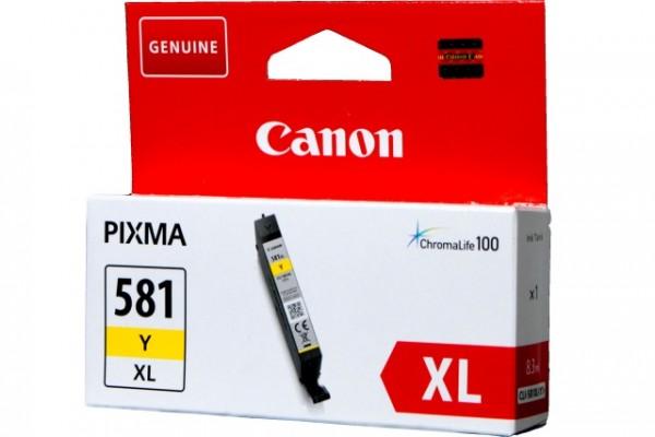 Canon CLI-581 XL Y