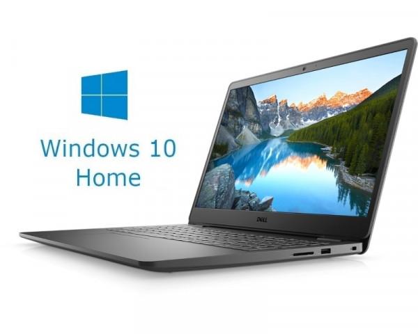 DELL OEM Inspiron 3502 15.6'' Pentium Silver N5030 4GB 128GB SSD Win10Home crni