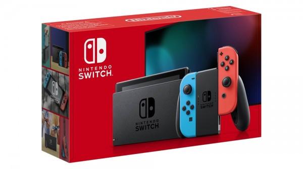 NINTENDO Konzola Switch (Crveni i plavi Joy-Con)
