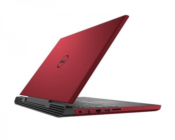 DELL G5 15 (5587) 15.6'' FHD Intel Core i5-8300H 2.3GHz (4.0GHz) 8GB 1TB 128GB SSD GeForce GTX 1050Ti 4GB Backlit crveni Ubuntu 5Y5B