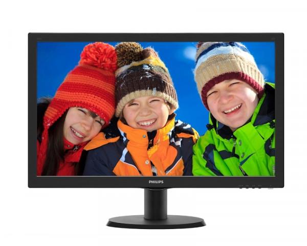 PHILIPS_ 23.6'' V-Line 243V5QHABA00 Full HD LCD monitor