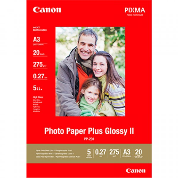 Foto papir Canon PP-201 5X7 20sh