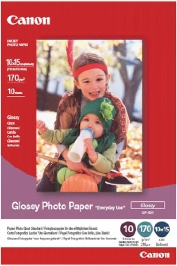 Foto papir Canon GP-501 4x6 100sh