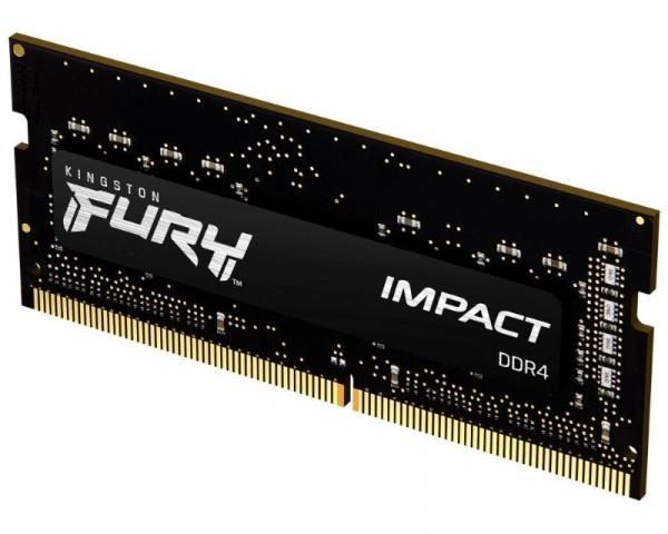 KINGSTON SODIMM DDR4 8GB 3200MHz KF432S20IB8 Fury Impact