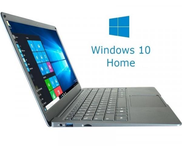 JUMPER EZbook X3 13.3'' FHD Celeron N3350 4GB 64GB SSD Win10Home sivi