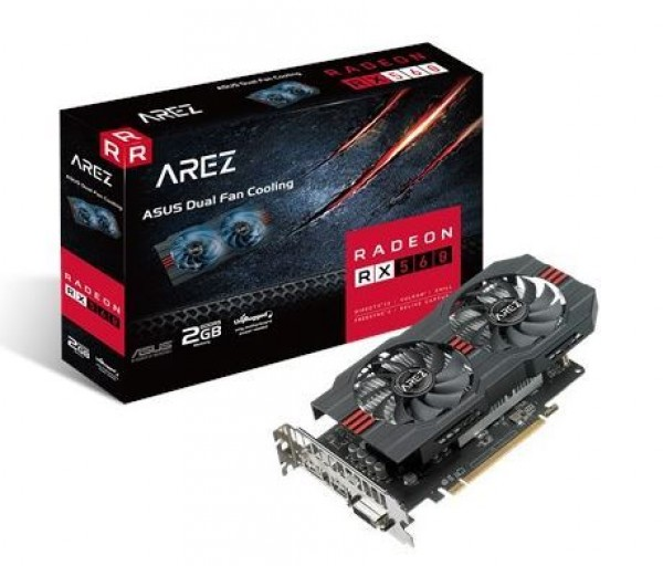 VGA PCIe ASUS AREZ-RX560-2G-EVO