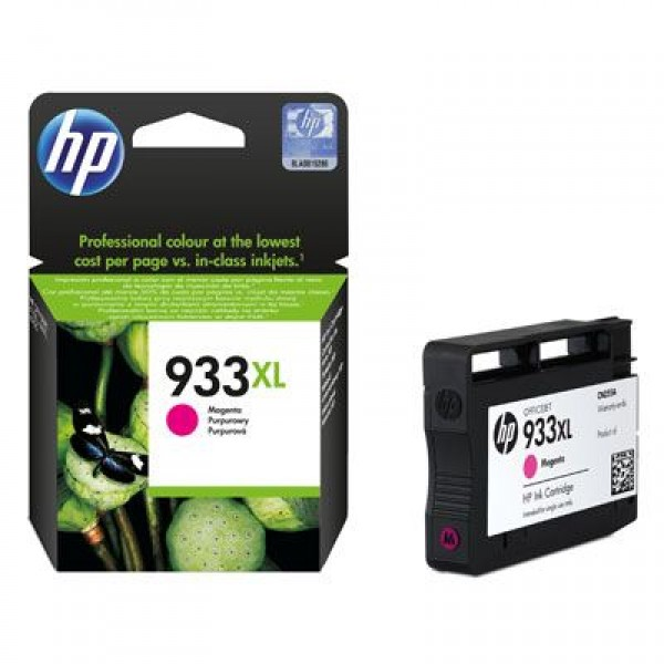 SUP HP INK CN055AE Magenta No. 933XL