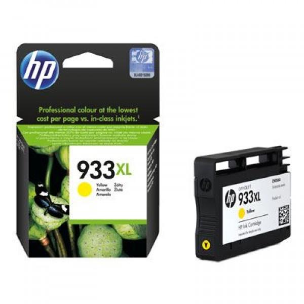 SUP HP INK CN056AE Yellow No. 933XL