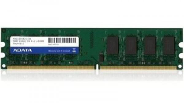 Memorija Adata DDR2 1GB 800MHz, AD2U800B1G6-B