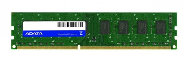 Memorija Adata DDR3 2GB 1600MHz, AD3U1600C2G11-B, bulk