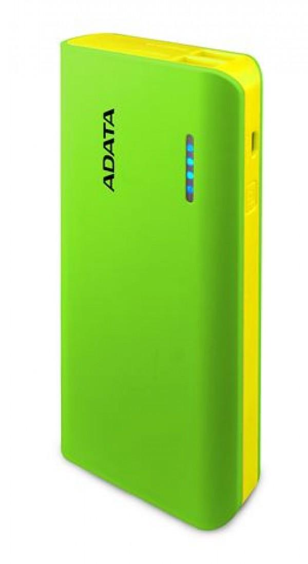 Mobilni punjač, Power Bank APT100 Green Adata