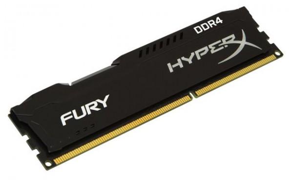 MEM DDR4 4GB 2400MHz HyperX Fury KIN