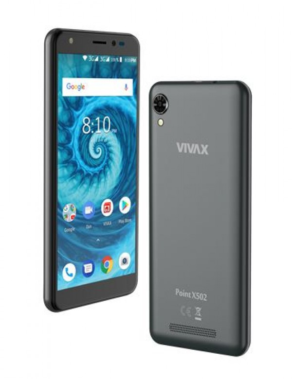 VIVAX SMART Point X502 Sivi telefon