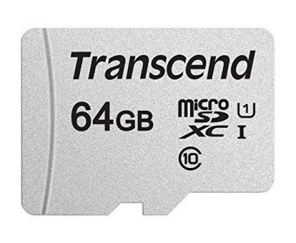 Memorijska kartica SD MICRO 64GB HC Class UHS-I U3 300S TS