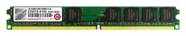 MEM DDR2 1GB  800MHz TRANSCEND JM800QLU-1G