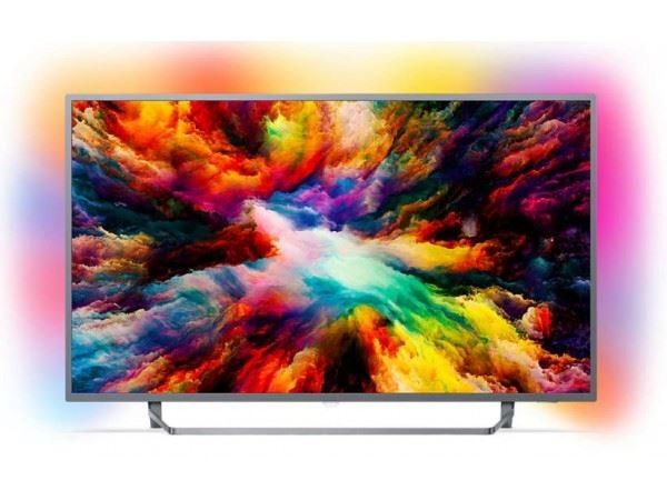 PHILIPS TV 43PUS730312,  4K Google  Android, Ambilight