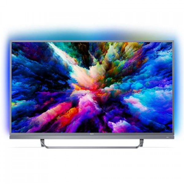 PHILIPS TV 49PUS750312 LED,  Google Android  4K DVB-T2S2