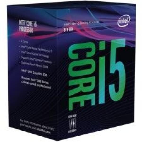 CPU INTEL Core i5 8400