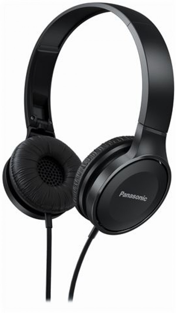 PANASONIC slušalice RP-HF100E-K crne