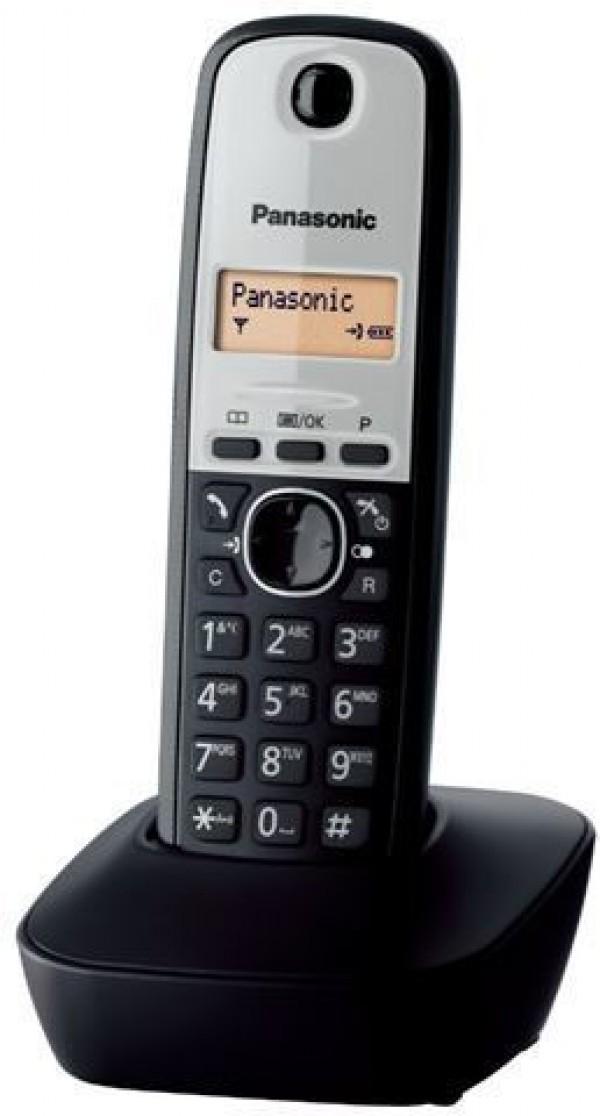 PANASONIC telefon KX-TG1911FXG crno-sivi